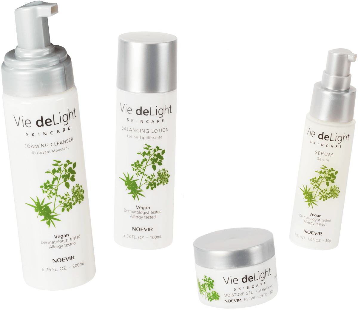 Vie Delight Skincare Products